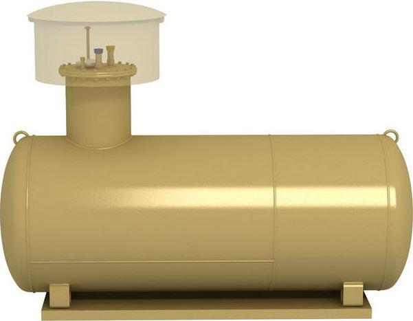 Газгольдер VPS Евростандарт 2700 л