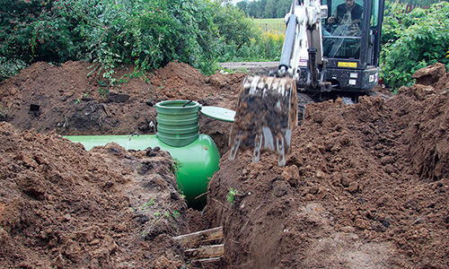 Монтаж газопровода и доп оборудования