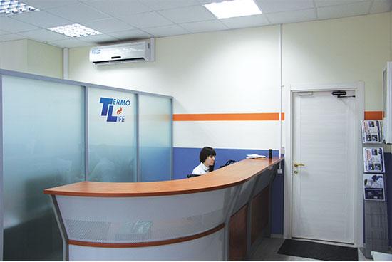 Термо лайф офис ресепшн
